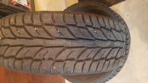 P195/65R15 Cooper Weather-Master winter rubbers wheels tires