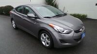 Make an offer! 2013 Hyundai Elantra GLS | sunroof | Bluetooth