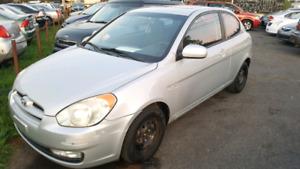 2011 Hyundai Accent Sport