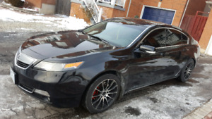 2012 Acura TL Technology Package Low km