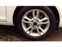 2015 Ford Fiesta 1.0 EcoBoost Zetec 3dr Manual Petrol Hatchback