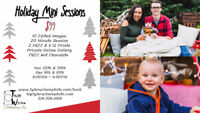 The BEST Holiday Mini-Sessions