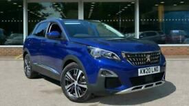 image for 2020 Peugeot 3008 SUV 1.6 13.2kWh Allure e-EAT (s/s) 5dr Auto SUV Petrol Plug-in