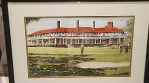Scarboro Golf and Country Club Art Print