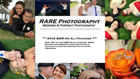 $200 off ALL Wedding Packages - Starting at $600