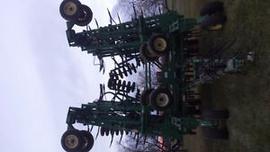 JD 1820 Air Drill
