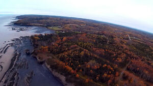 65+ acres Ocean front property, Ocean Beach Rd, Bramber NS