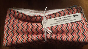 Cloth Wipes Made By Cheryl - for cloth diapers