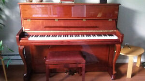 Hoffmann & Kuhne Piano