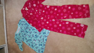 3T joe fresh nighgown and 2 pc pajamas
