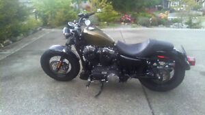 Immaculate, show room state 2013 Harley Davidson 1200 CC Sporste