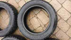 205/55/R16 Winter Tires Good For season 150$$  West Island Greater Montréal image 2
