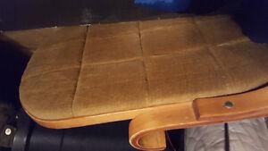Wooden Rocking Chair for sale $25 Regina Regina Area image 3