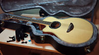 Yamaha APX700 Electric Acoustic Guitar (Left handed)