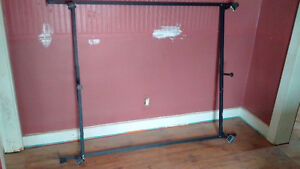 2 X Double bed frames $40 each Welland