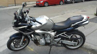 Yamaha FZ6 2004 - Possible exchange for custom (Shadow,VTX, etc)