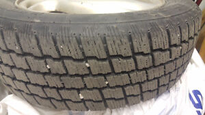 185 60 R15 tire set of 4