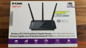 D-Link DIR-859 AC1750 High Power Wi-Fi Gigabit Router