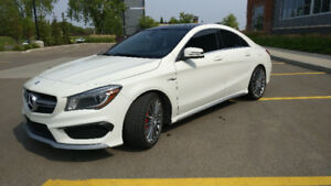 2015 Mercedes Benz CLA45 AMG 4Matic with WINTER TIRES For Sale!