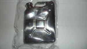 Jerry Can Whiskey Flask $20. Prince George British Columbia image 6