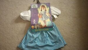 NEW- Wizard of Oz, Dorothy- Toddler Halloween Costume