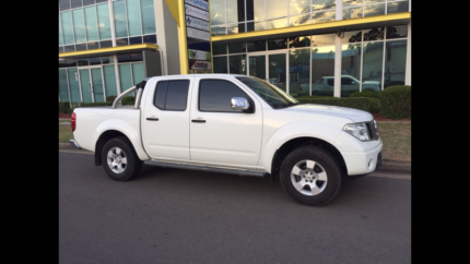2009 Nissan Navarap D40 auto very good condition ready for work