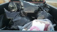Garbage Removal, Junk Removal,furniture delivery,stuff,items!