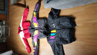 I'm looking for 80s and 90s skidoo suits and helmets