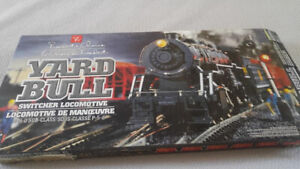 HO Scale Model Railroad Set