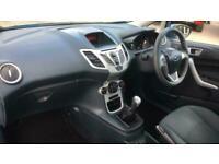 2012 Ford Fiesta 1.25 Edge 5dr Hatchback Petrol Manual