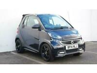 2014 smart fortwo cabrio Grandstyle mhd 2dr Softouch Auto Small petrol Automatic