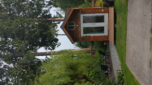 Tiny house on the Sunshine Coast