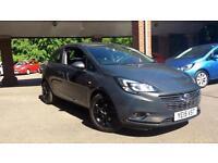 2015 Vauxhall Corsa 1.4 ecoFLEX SRi 3dr Manual Petrol Hatchback