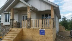 Brand New Cabin on Northern Meadows Golf Course