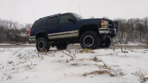 1999 Southern Lifted Tahoe