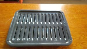 Broiler Pan - Grill - Roasting Rack