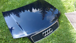 Audi S6/A6 C5 2000-2004 wide body ONLY front bumpers+grills