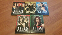 Alias Complete collection on dvd