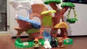 Jouet enfants Jungle zoo Little People Fisher Price
