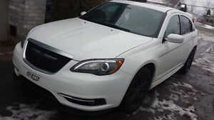 2013 Chrysler 200 S VV6 Berline
