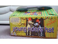 Charles Owen Young Riders Hat