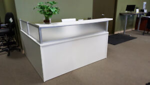 *****Modern Reception Desk *** ***New**3 COLORS