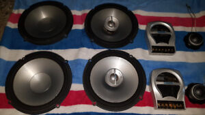 INFINITY CAR AUDIO REFERENCE SERIES SPEAKERS