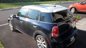 Lease Takeover 2012 MINI Cooper S All 4 Countryman Tax incl