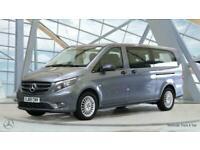 2020 Mercedes-Benz Vito 119CDI TOURER SELECT Crew Van Diesel Manual
