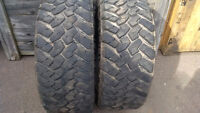 LT35X12.50R20 Nitto Trail Grapplers (PAIR ONLY)