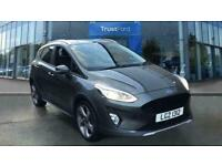 2018 Ford Fiesta 1.0 EcoBoost Active 1 5dr-Tinted Glass, Privacy Glass, Heated W