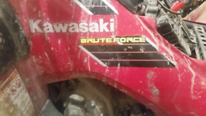Looking for stock exhaust 05 brute force