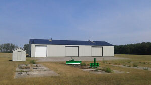 storage warehouse for rent in Cobourg / Grafton area