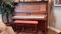 Free PIANO HENRY HEBERT SOLID WOOD""